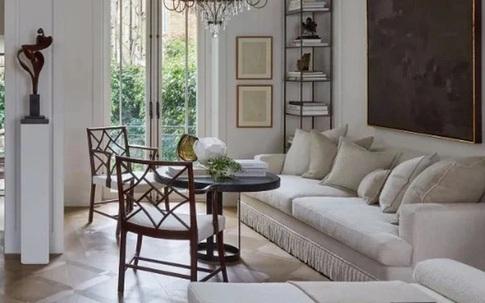 7 mẹo đơn giản giúp phòng khách trở nên sáng và rộng hơn
