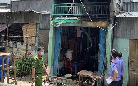 Ba người thoát chết khi nhà bị phóng hỏa