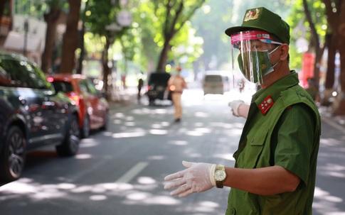 Từ 8/9, người ra vào vùng 1 ở Hà Nội bắt buộc phải có giấy đi đường mới