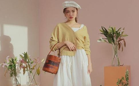 Học 3 cách phối áo dệt kim đơn giản mà đẹp chất ngất cho nàng công sở