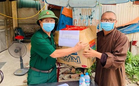 Phật giáo chung tay nhận tro cốt miễn phí, cầu siêu cho người tử vong vì COVID-19