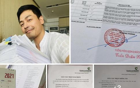 """Bị antifan """"réo"""" tên """"MC lũ"""", Phan Anh công khai 6kg sao kê 5 năm trước, sẵn sàng làm việc với công an"""