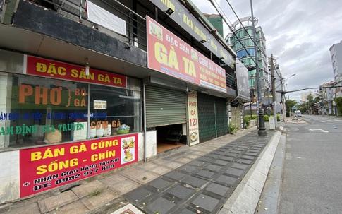 Ngày đầu TP.HCM cho hàng quán bán mang đi: Nhiều quán ăn uống chưa thể mở lại