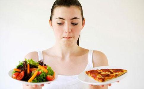 Giảm khẩu phần ăn để sống lâu, sống khỏe