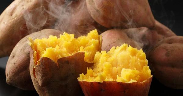 Ăn khoai lang vào mùa thu để da đẹp, dáng xinh như thế này sao bạn còn chưa áp dụng?