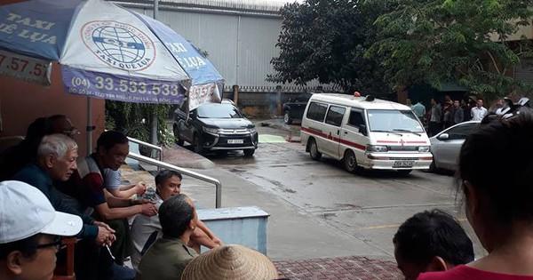 Hà Nội: Người đàn ông bất ngờ nhảy lầu từ tầng 8 xuống đất tử vong
