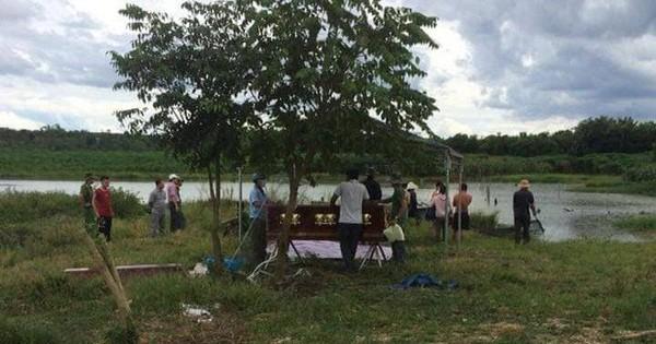 Phát hiện thi thể nữ giới trôi trên sông ở buôn Buôr