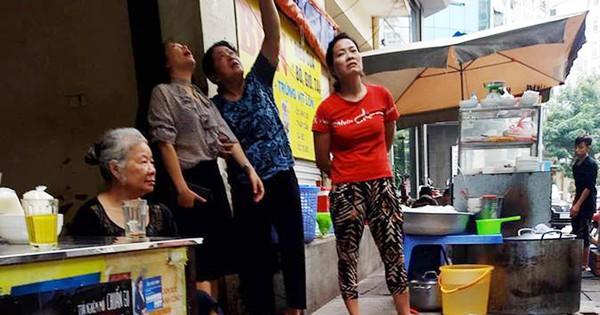 Hà Nội: Hốt hoảng phát hiện bé trai rơi từ tầng 7 xuống đất