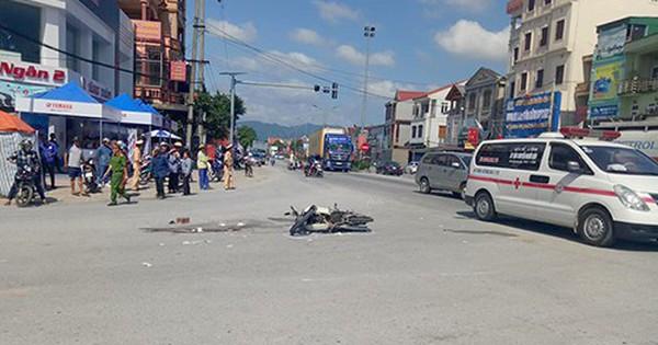 Xe đầu kéo bỏ chạy hơn 4 km sau khi tông chết người