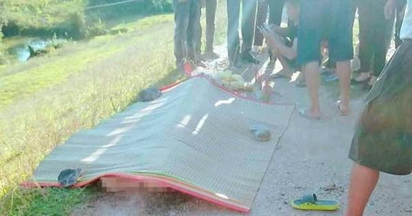Đi chơi sau chúc mừng 20/11, nam sinh lớp 9 rơi xuống hồ tử vong