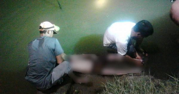 Phát hiện thi thể bé trai đuối nước thương tâm ở Nghệ An sau 10 tiếng tìm kiếm