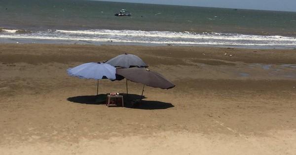 Thanh Hóa: Đi tắm biển một người đàn ông bị đuối nước, chưa có người nhà đến nhận