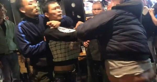Sự thật thông tin dân phòng ẩu đả với nhóm thanh niên trên phố Tạ Hiện