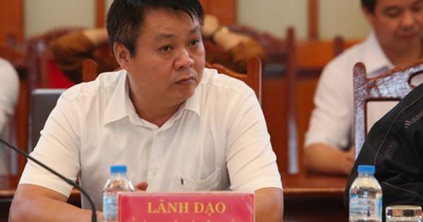 Cựu giám đốc Sở Tài Nguyên Yên Bái chuyển công tác về Hà Nội