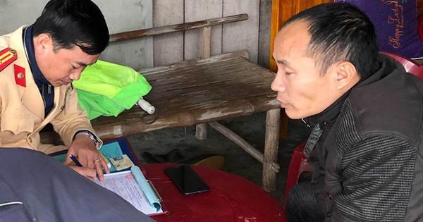 """Hà Tĩnh: Tài xế """"phê"""" ma túy khi chở 30 hành khách"""