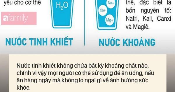 """Hà Nội """"khủng hoảng"""" nước sạch nhưng dùng nước khoáng, nước tinh khiết để nấu ăn có thực sự tốt không?"""