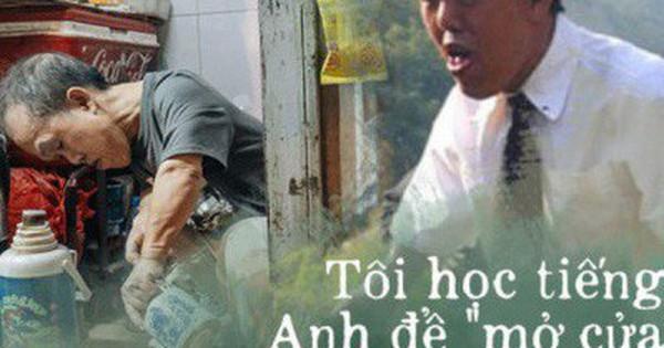 """Chuyện """"chú lùn"""" 65 tuổi ở phố cổ Hà Nội: Nói tiếng Anh lưu loát, chinh phục đỉnh Fansipan và 2 lần đặt chân lên nước Mỹ"""