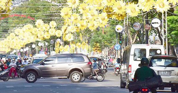 Cấm đường 3 ngày ở trung tâm TP.HCM