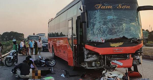 Lực lượng chức năng nói gì về nữ phụ xe chết thảm vì đóng cốp giữa cao tốc Hà Nội – Bắc Giang