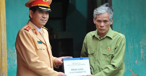 Thiếu tá CSGT hy sinh khi bảo vệ hội nghị thượng đỉnh Mỹ – Triều