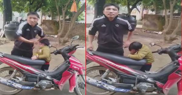 Người bố tra tấn tàn bạo con trai 5 tuổi ở Vĩnh Phúc lên tiếng