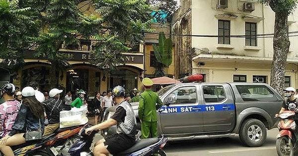 Hà Nội: Cơ quan công an trích xuất camera vụ nam thanh niên bị tố sờ ngực, bóp cổ nữ đồng nghiệp