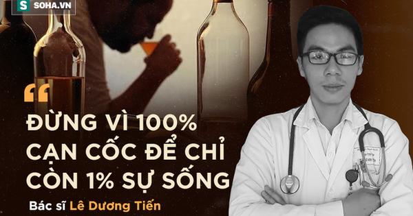 """Người uống rượu tưởng chỉ hại gan, nhưng viêm tụy mới là bệnh gây chết """"không kịp trở tay"""""""