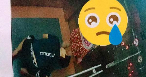 Kẻ quỳ xuống nhìn váy phụ nữ trong thang máy giải trình lý do bất ngờ
