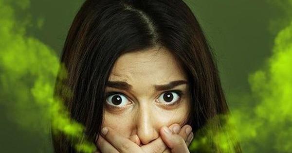 Hơi thở có mùi hôi cảnh báo sức khỏe có vấn đề