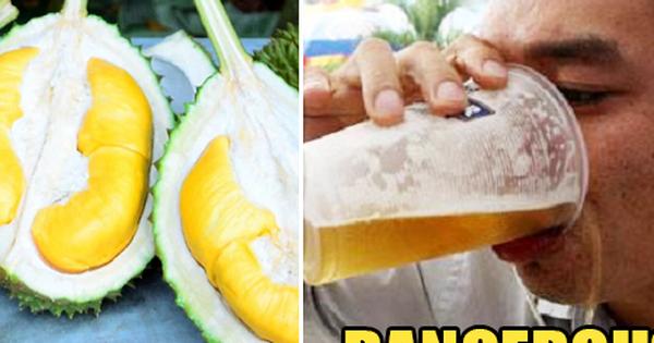 Một người đàn ông tử vong nghi liên quan đến ăn sầu riêng và uống rượu cùng lúc: Ai thích ăn sầu riêng cần lưu ý điều này