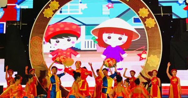 Trẻ em ở khắp nơi trên mọi miền đất nước đón Tết Trung thu như thế nào?