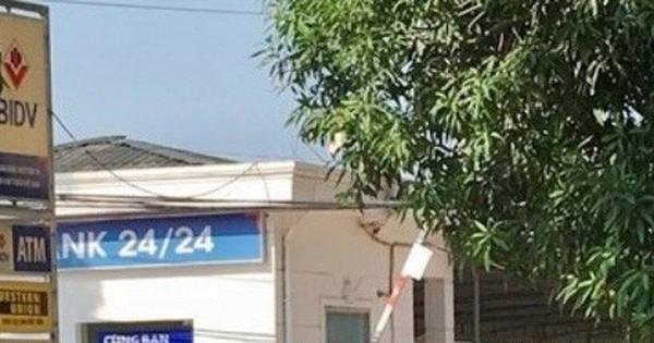 Nhân viên ngân hàng bị điện giật tử vong tại phòng giao dịch