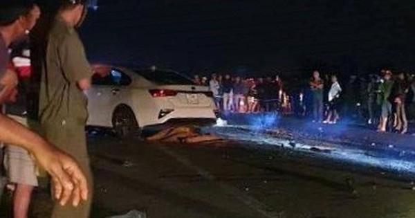 3 người cùng gia đình tử vong sau cú tông trực diện ôtô
