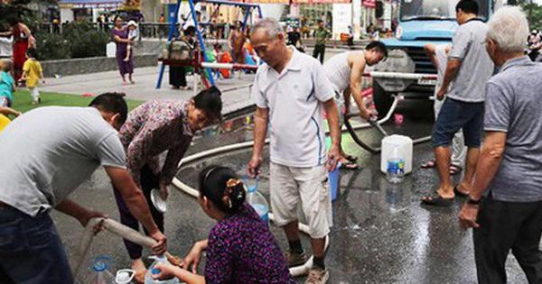 Sẽ xét nghiệm miễn phí cho người dân Hà Nội bị ảnh hưởng bởi sự cố nước sạch sông Đà