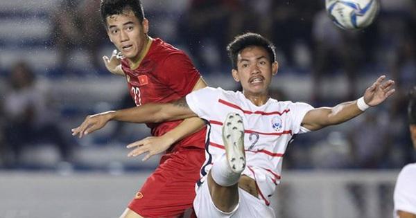 """Tiến Linh: """"U22 Việt Nam sẽ có 100% thể lực ở chung kết SEA Games 30"""""""