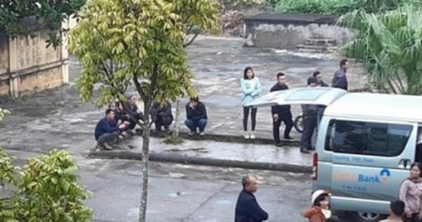 Ninh Bình: Phát hiện nguyên Phó Giám đốc bệnh viện huyện tử vong dưới ao nước