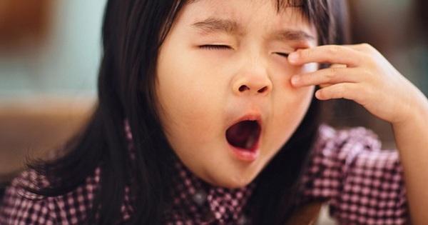 Ngày Tết trẻ có thể gặp nguy hiểm chỉ vì thiếu ngủ