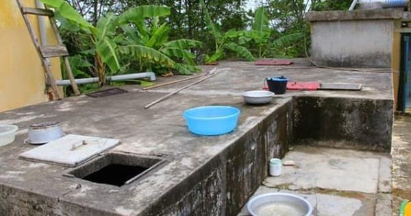 Đau xót hai anh em ruột tử vong vì rơi xuống bể nước của gia đình