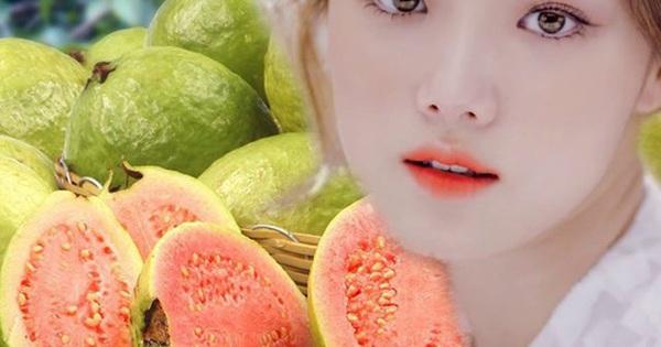 12 món ăn kích thích cơ thể sản xuất collagen giúp da đẹp như da thiếu nữ