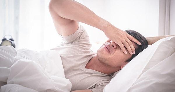Đàn ông có tuổi thọ ngắn thường xuất hiện 4 dấu hiệu này trong khi ngủ