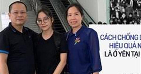 Tâm sự của bác sĩ Bệnh viện Bạch Mai khi không cho con đang du học về Việt Nam