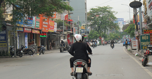 Nhịp sống đổi khác của thành phố Hải Phòng ngày đầu cách ly toàn xã hội