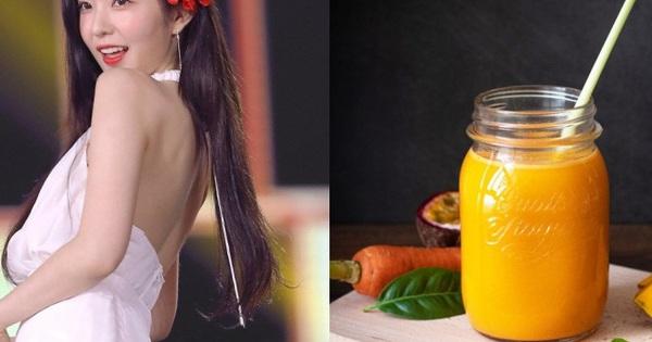Món ăn bổ dưỡng, giảm cân lại chống lão hóa tuyệt vời không mấy người biết