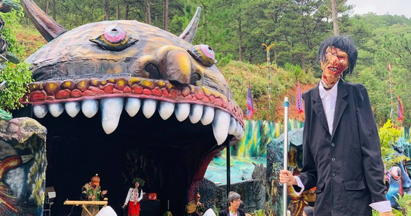 Khu du lịch Quỷ Núi ở Đà Lạt bị chê ghê rợn, ảnh hưởng mảng xanh