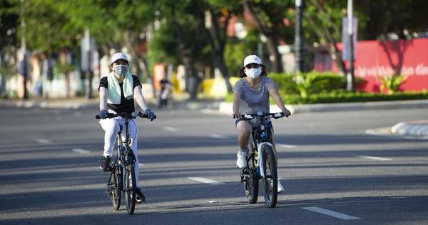 Phố phường Đà Nẵng trong ngày đầu tái giãn cách xã hội