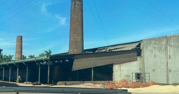 Quảng Bình: Hai công nhân tử vong trong nhà máy sản xuất gạch ngói