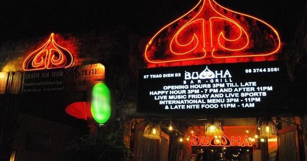 Quán bar Buddha hoạt động trở lại với tên Quán Không Tên