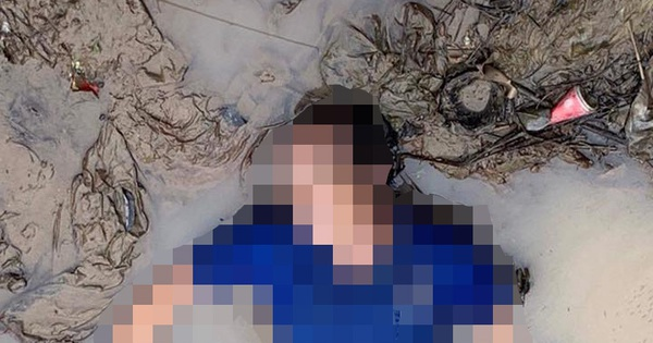Phát hiện người đàn ông nằm ngửa chết dưới mương nước ngày 26 Tết