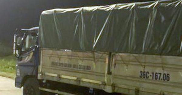 Phạt 17 triệu đồng tài xế xe tải đi ngược chiều cao tốc Hà Nội – Hải Phòng