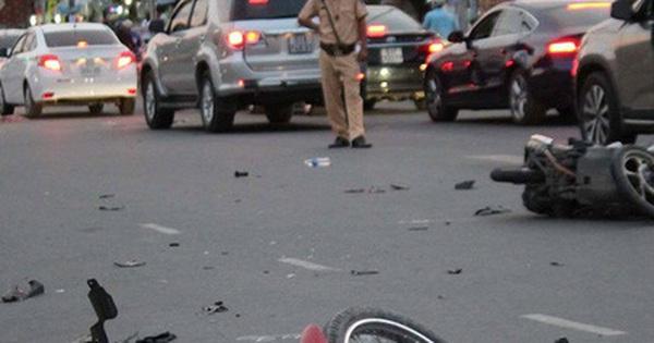 Tai nạn giao thông tại TP.HCM tăng mạnh vì đường quá thoáng